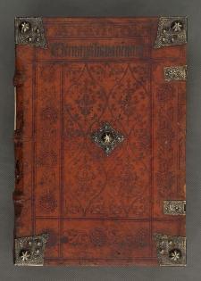 Sententiarum libri IV, cum commento Bonaventurae. P. III.- Tabula Ioannis Beckenhaub