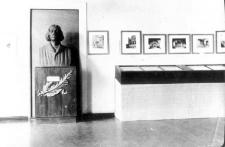 [Sala wystawowa Muzeum Feliksa Nowowiejskiego w Barczewie. 1]