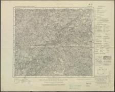 Heilsberg. Karte des Deutschen Reiches. 103