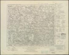 Nordenburg. Karte des Deutschen Reiches. 76