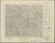 Pr. Eylau. Karte des Deutschen Reiches. 74