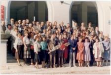 I zjazd absolwentów Wyższej Szkoły Rolniczej w Olsztynie rocznika 1967