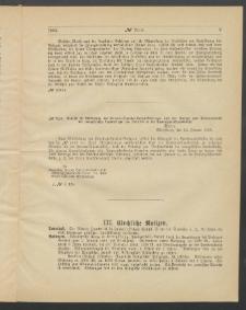 Amtliche Mittheilungen des Königlichen Konsistoriums der Provinzen Ost-und Westpreußen zu Königsberg i[n] Ostpr., 1885, Stück 1