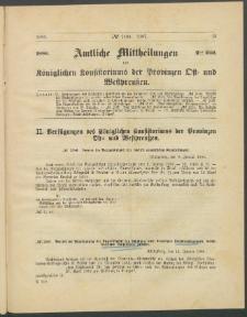 Amtliche Mittheilungen des Königlichen Konsistoriums der Provinzen Ost-und Westpreußen zu Königsberg i[n] Ostpr., 1886, Stück 2