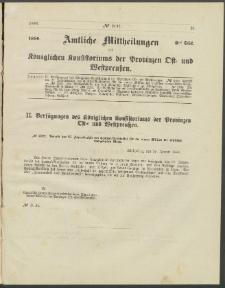 Amtliche Mittheilungen des Königlichen Konsistoriums der Provinzen Ost-und Westpreußen zu Königsberg i[n] Ostpr., 1886, Stück 3