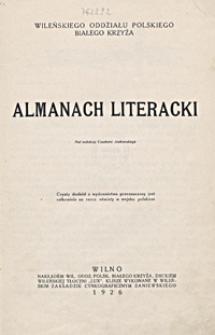 Almanach Literacki Wileńskiego Oddziału Polskiego Białego Krzyża