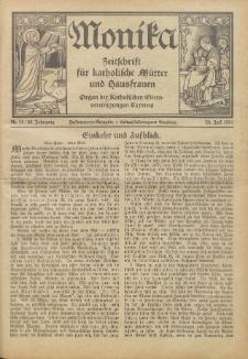 Monika : Zeitschrift für katholische Mütter und Hausfrauen, 1931 Jg. 63, Nr. 14