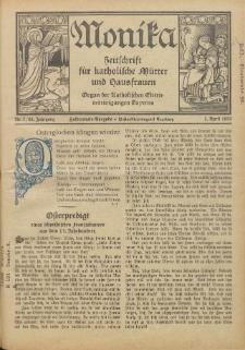 Monika : Zeitschrift für katholische Mütter und Hausfrauen, 1932 Jg. 64, Nr. 7
