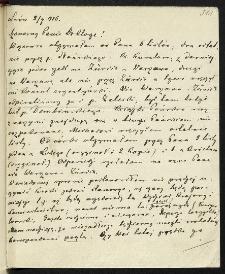 Listy Wojciecha Kętrzyńskiego do Wojciecha Grynwalda 1909-1910