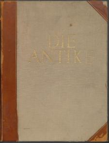 Die Antike : Zeitschrift für Kunst und Kultur des klassischen Altertums, 1930 Bd. 6