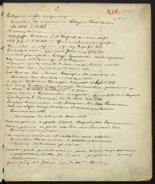 Teki Wojciecha Kętrzyńskiego, T. XI, zeszyt h