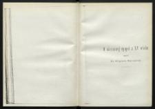 O nieznanej epopei z XV wieku : odczyt miany dnia 13 października 1887 na walnem zgramadzeniu Zakładu Nar. im. Ossolińskich