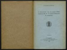 O rękopisie nr. 470 Biblioteki Publicznej im. H. Łopacińskiego w Lublinie