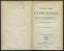 Conciones in maximo totius regni Poloniae conventu apud Leopolim de republica habitae A.D. MDXXXVII