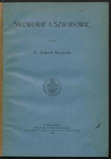 Swewowie a Szwabowie