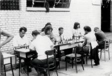 [Zawody szachowe - Olsztyn 1969 r.]