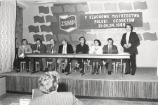 [V Szachowe Mistrzostwa Polski Geodetów w Olsztynie. 9]