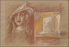 [Dziewczyna w kapeluszu. 2]