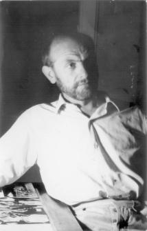 [Portret Ryszarda Sternika]