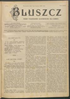 Bluszcz : pismo tygodniowe ilustrowane dla kobiet, 1907 R. 43, nr 5