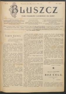 Bluszcz : pismo tygodniowe ilustrowane dla kobiet, 1907 R. 43, nr 10