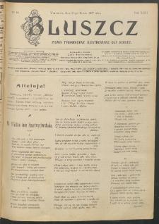Bluszcz : pismo tygodniowe ilustrowane dla kobiet, 1907 R. 43, nr 13