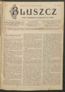 Bluszcz : pismo tygodniowe ilustrowane dla kobiet, 1907 R. 43, nr 14