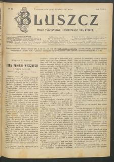 Bluszcz : pismo tygodniowe ilustrowane dla kobiet, 1907 R. 43, nr 15