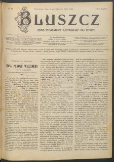Bluszcz : pismo tygodniowe ilustrowane dla kobiet, 1907 R. 43, nr 16