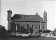 Lidzbark Warmiński - gotycki zamek biskupów warmińskich (XIV w.)