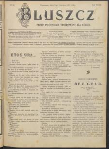 Bluszcz : pismo tygodniowe ilustrowane dla kobiet, 1907 R. 43, nr 22