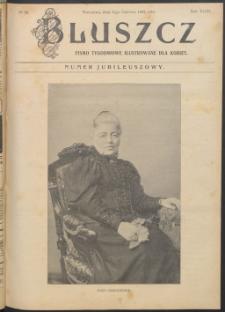 Bluszcz : pismo tygodniowe ilustrowane dla kobiet, 1907 R. 43, nr 23