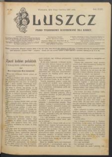 Bluszcz : pismo tygodniowe ilustrowane dla kobiet, 1907 R. 43, nr 24