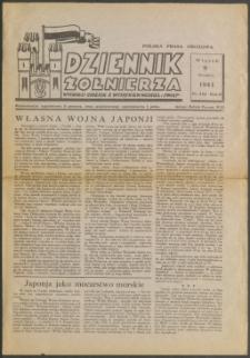 Dziennik Żołnierza : Polska Prasa Obozowa