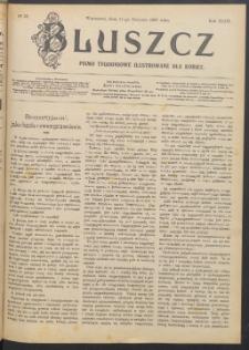 Bluszcz : pismo tygodniowe ilustrowane dla kobiet, 1907 R. 43, nr 32