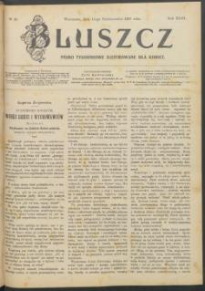 Bluszcz : pismo tygodniowe ilustrowane dla kobiet, 1907 R. 43, nr 41