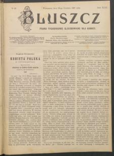 Bluszcz : pismo tygodniowe ilustrowane dla kobiet, 1907 R. 43, nr 52