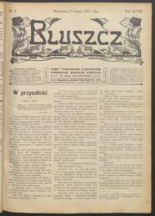 Bluszcz : pismo tygodniowe ilustrowane poświęcone sprawom kobiecym, 1912 R. 48, nr 5
