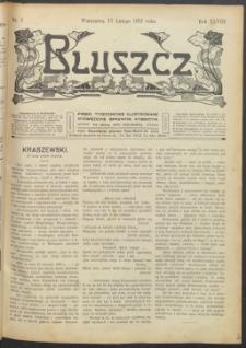 Bluszcz : pismo tygodniowe ilustrowane poświęcone sprawom kobiecym, 1912 R. 48, nr 7
