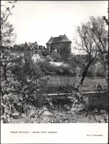 Lidzbark Warmiński - gotycka brama wjazdowa