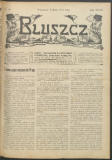 Bluszcz : pismo tygodniowe ilustrowane poświęcone sprawom kobiecym, 1912 R. 48, nr 10