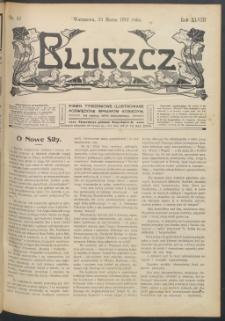 Bluszcz : pismo tygodniowe ilustrowane poświęcone sprawom kobiecym, 1912 R. 48, nr 12