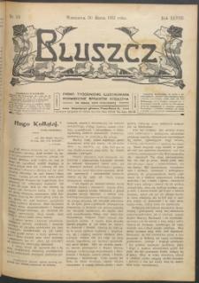 Bluszcz : pismo tygodniowe ilustrowane poświęcone sprawom kobiecym, 1912 R. 48, nr 13