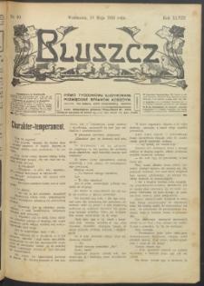 Bluszcz : pismo tygodniowe ilustrowane poświęcone sprawom kobiecym, 1912 R. 48, nr 20