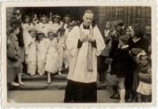 [Uroczystości kościelne w olsztyńskiej katedrze]