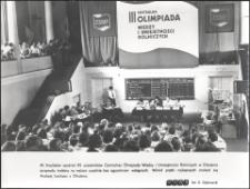 [Finał III Centralnej Olimpiady Wiedzy i Umiejętności Rolniczych w Olsztynie - 11-13 czerwca 1979 r.]