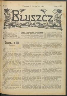Bluszcz : pismo tygodniowe ilustrowane poświęcone sprawom kobiecym, 1912 R. 48, nr 26