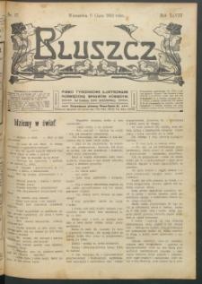 Bluszcz : pismo tygodniowe ilustrowane poświęcone sprawom kobiecym, 1912 R. 48, nr 27