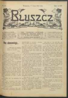 Bluszcz : pismo tygodniowe ilustrowane poświęcone sprawom kobiecym, 1912 R. 48, nr 30