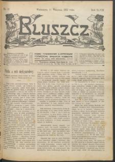 Bluszcz : pismo tygodniowe ilustrowane poświęcone sprawom kobiecym, 1912 R. 48, nr 37